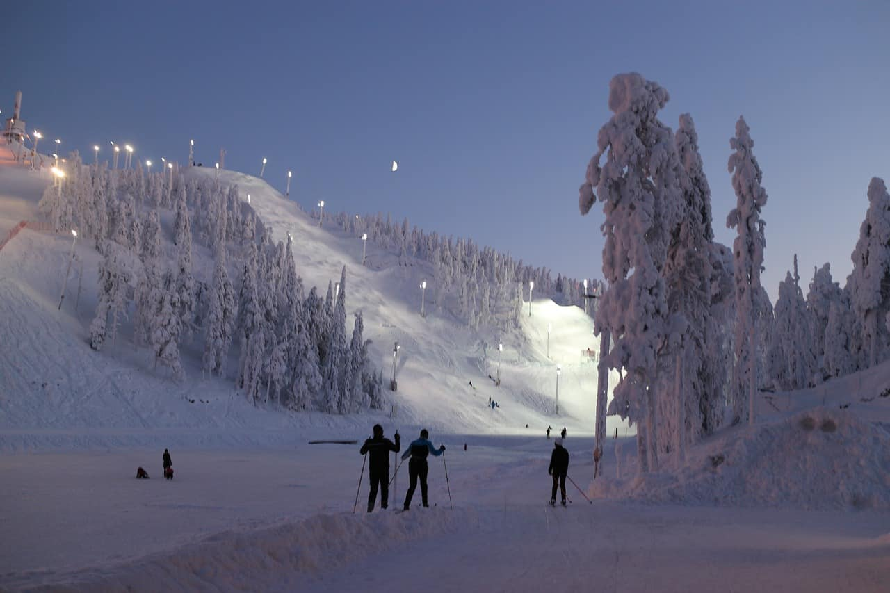 3 Best Skiing Resorts in Finland